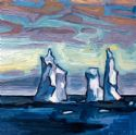 Pinnacle Icebergs